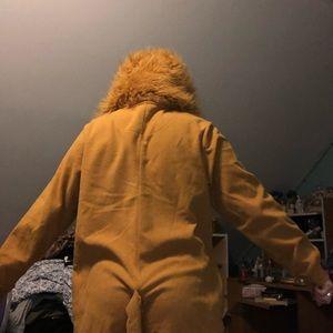 A lion onesie